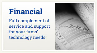 ConvergeOne Services for the Financial Sector